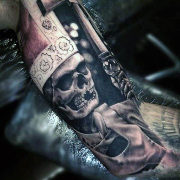 100 Inner Arm Tattoos For Men Masculine Design Ideas