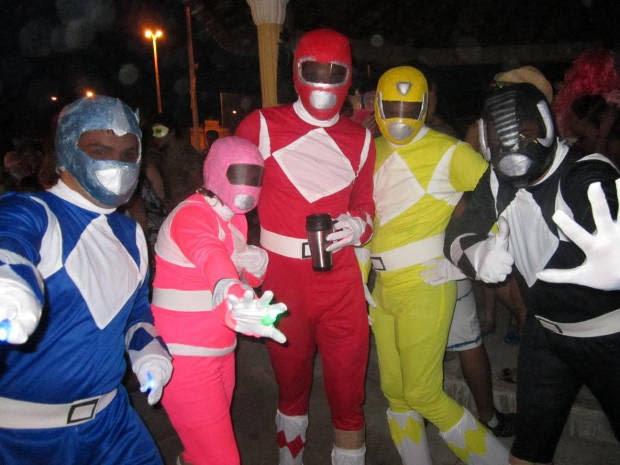 Bloco Urubu Cheiroso Carnaval Bragança Pará (Foto: Divulgação)