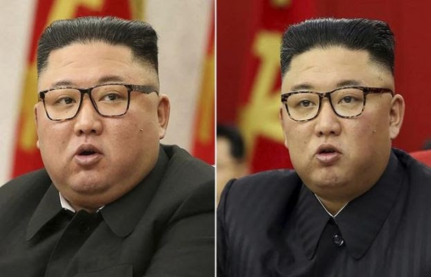 North Korea's Kim looks much thinner, causing health speculation   world news of today