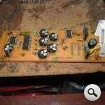 siêu âm chuột remover mạch kỹ thuật số cd4017 cd4013 ne555 ca3130