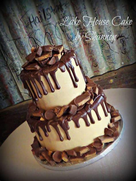 Peanut Butter Cup Cake, Peanut Butter Explosion Cake