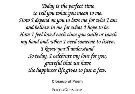 Husband or Wife   Personalized Poem