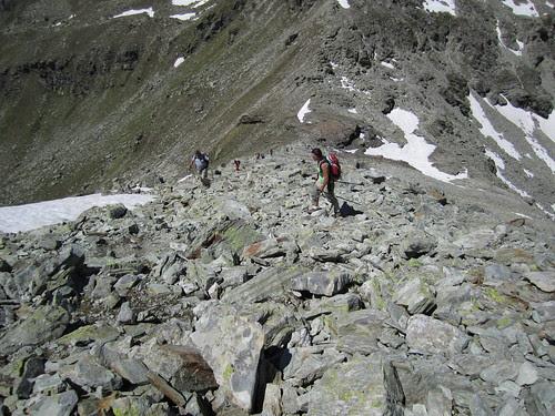 Vista dal Monte Croce