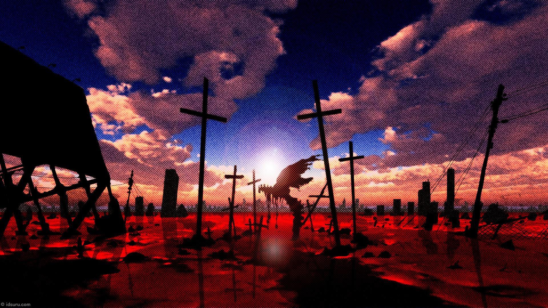 Neon Genesis Evangelion Wallpaper Hd 71 Images