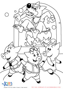 Free Printable Coloring Pages for Kindergarten and ...