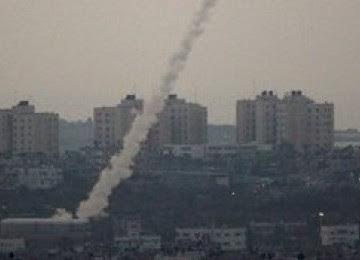 Roket Pejuang Palestina Kembali Hantam Kawasan Israel