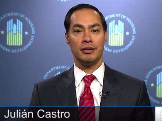 Secretary Julian Castro