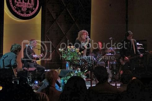 Cowboy Junkies @ Live at the Courthouse: photo by Michael Ligon