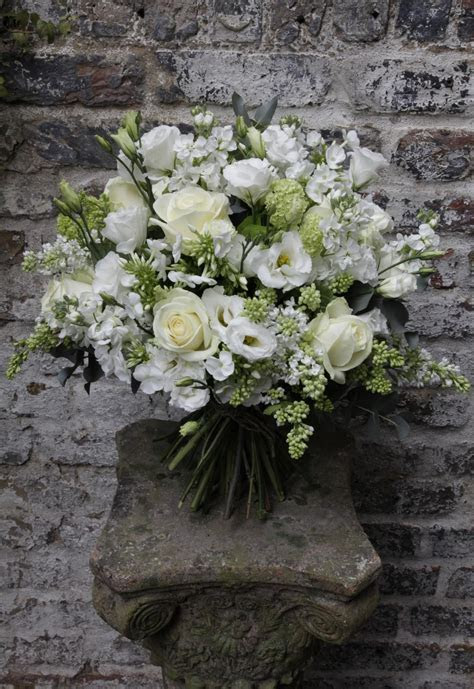 Seasonal Hand Tied Bouquet   Kensington Flowers