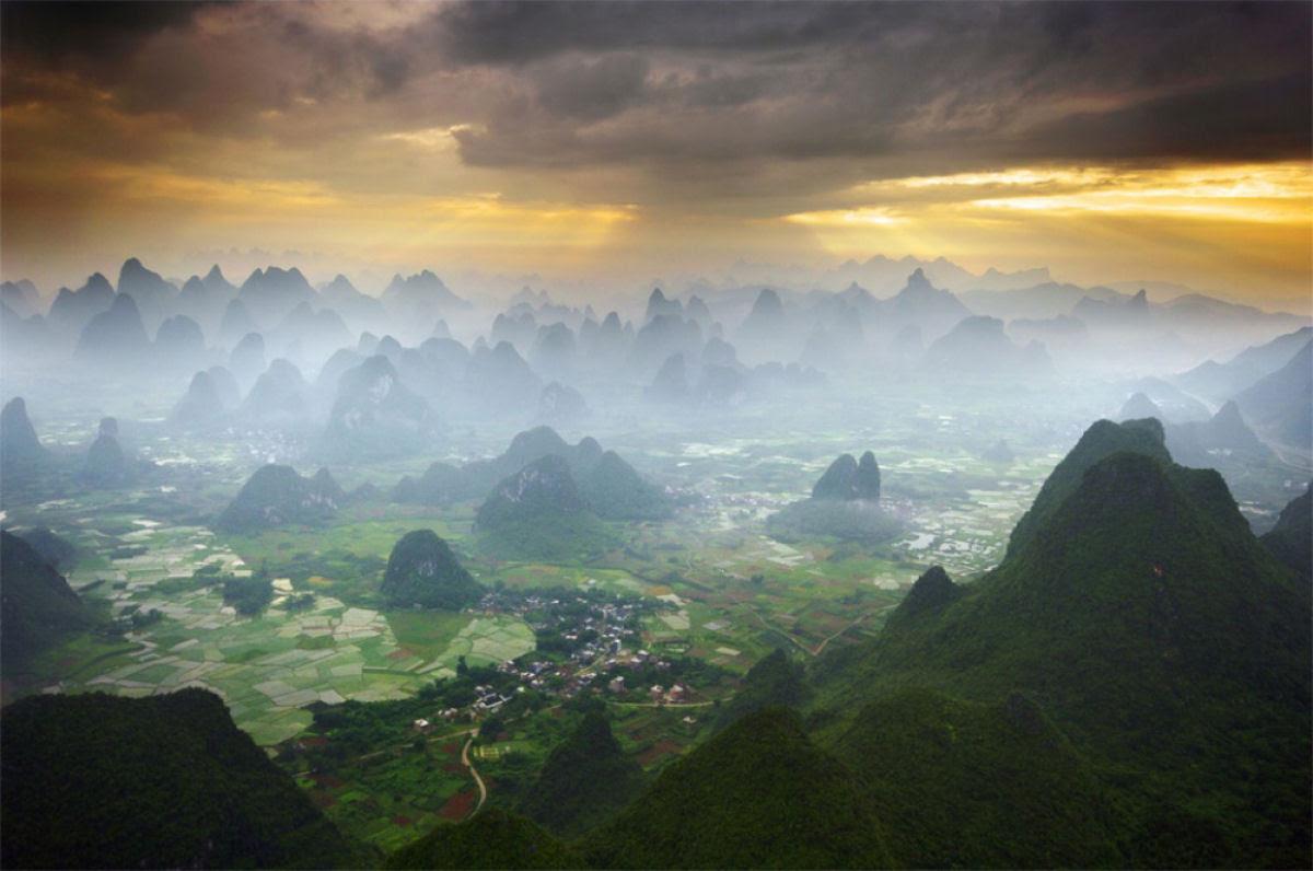 Algumas das montanhas mais bonitas do mundo 09