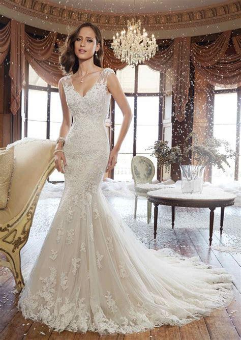 Sophia Tolli Wedding Dresses With Classic Designs   MODwedding