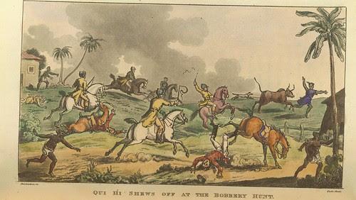 Qui Hi Shews off at the Bobbery Hunt p291