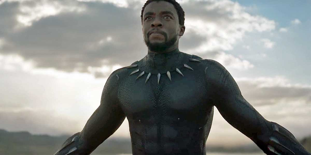 Resultado de imagem para black panther