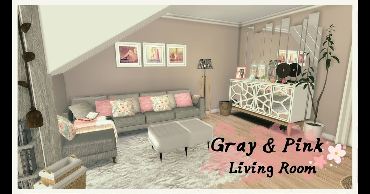 The Best Living Room Design Grey And Pink