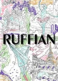 Ruffian exclusive scarf pattern at Lockerz.com