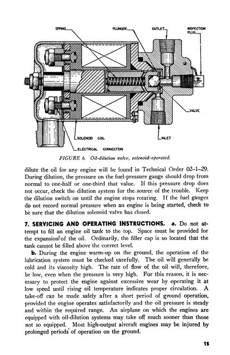 Aircraft induction, fuel and oil systems. - Page 15