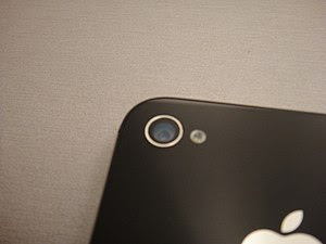 English: The camera to the iPhone 4S