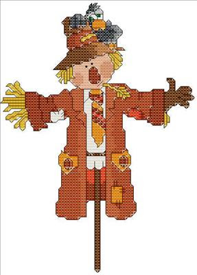 http://www.cyberstitchers.com/free_patterns/pattern/scarecrow