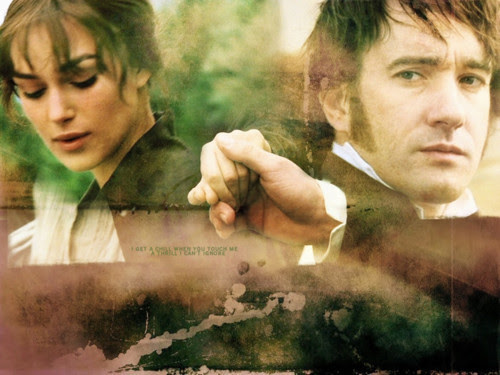 Image result for mr. darcy and elizabeth
