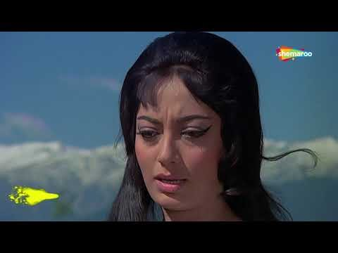 Mujhe Teri Mohabbat Ka Lyrics in Hindi/English - Aap Aye Bahaar Ayee (1971)