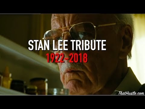 Stan Lee Tribute Music Video