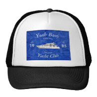 Yacht Club Yeah Buoy Trucker Hat