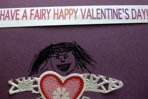 Fairy Happy Valentine's Day
