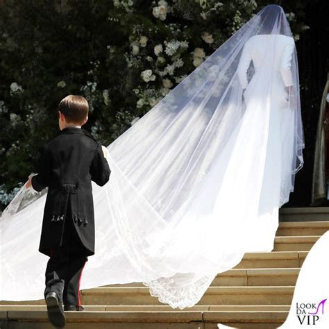 Meghan Markle, il vestito da sposa Givenchy   Lookdavip.it