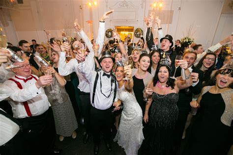 New Year's Eve Wedding   Samantha   James