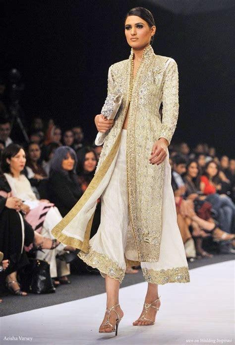 Aeisha Varsey Creation at Pakistan Fashion Week   Indian