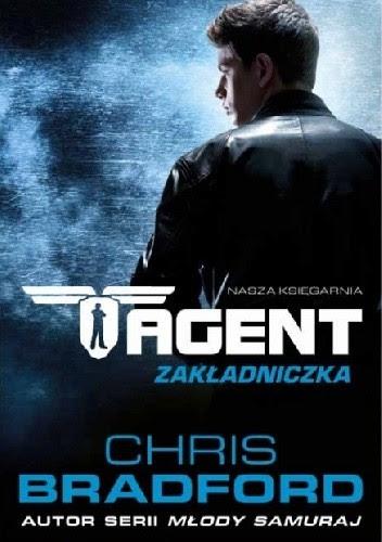 Okładka książki Agent. Zakładniczka