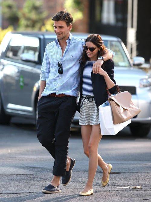 olivia and her cute boyfriend