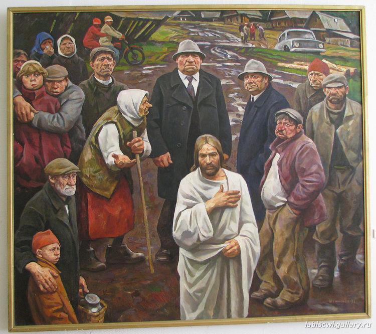 Игорь Симонов. Второе пришествие. 1991.