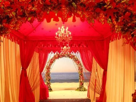 Picture Of Exotic Indian Wedding Inspiration