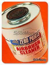 Limpiador Zero Paints - Limpiador de aerografo - Airbrush Cleaner - 500ml para Aerógrafo