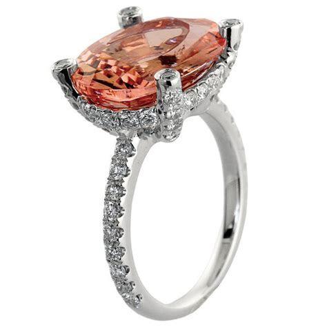 Jewel Tones: Colorful Engagement Rings   crazyforus