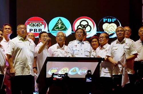 GPS tak minat lagi perjuangkan Sarawak First?