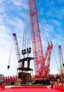 SANY Sudah Menyerahkan Crawler Crane 4.000 Ton oleh - bekominihitachi.xyz