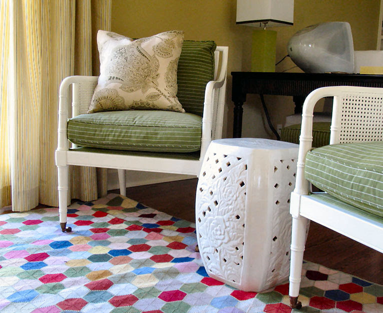 Chinese Ceramic Garden Stools – Yes or No? | decor8