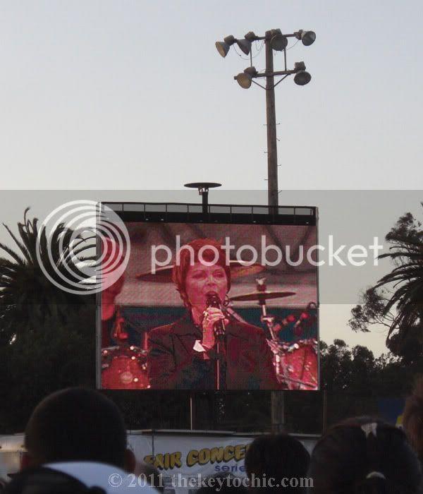 Pat Benatar concert
