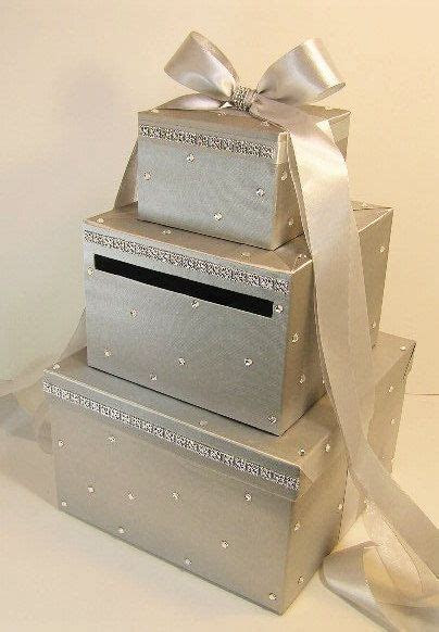 Best 25  Wedding card boxes ideas on Pinterest   Card
