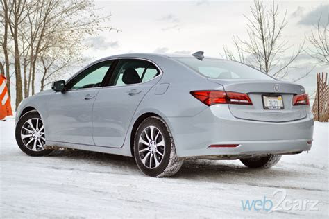 acura tlx  review webcarz