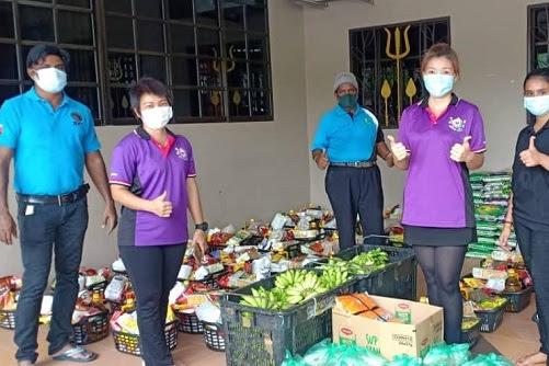 Bantuan Covid 19: CVC Johor mohon sumbangan program Food Bank