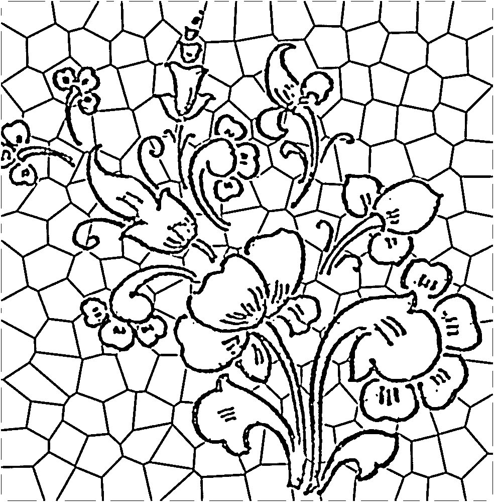 Peacock Drawing Outline For Glass Painting At Getdrawingscom Free