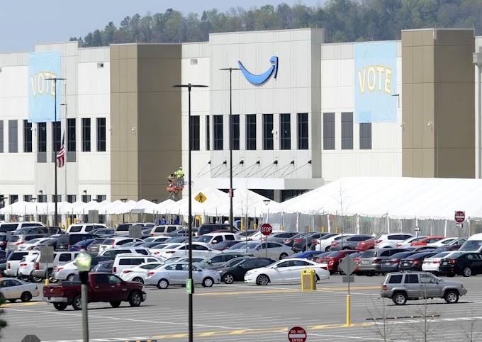 FOX BIZ NEWS: California governor signs bill targeting Amazon warehouse quotas