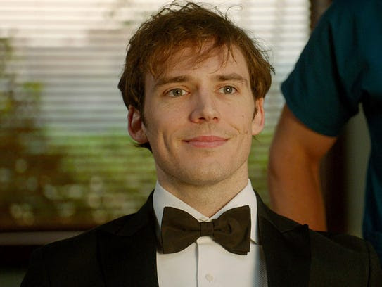 Sam Claflin stars as William Traynor in 'Me Before