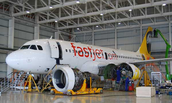 Aerostar contracts with Fastjet for a319 maintenance to cement its growing African market presence