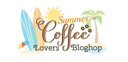 VERANO amantes del café BLOG HOP 2016