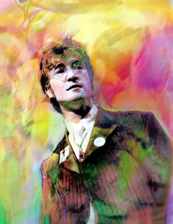 Lovely Beatles Artworks to Appreciate (41)