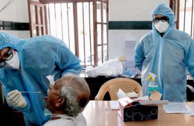 बिहार के मधुबनी रेलवे स्टेशन पर 24 घंटों में मिले कोरोना संक्रमण के 65 मामले, जिले में 80 एक्टिव केस